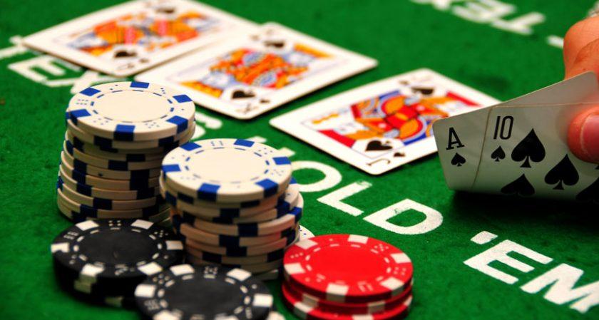 ストリップ ポーカー