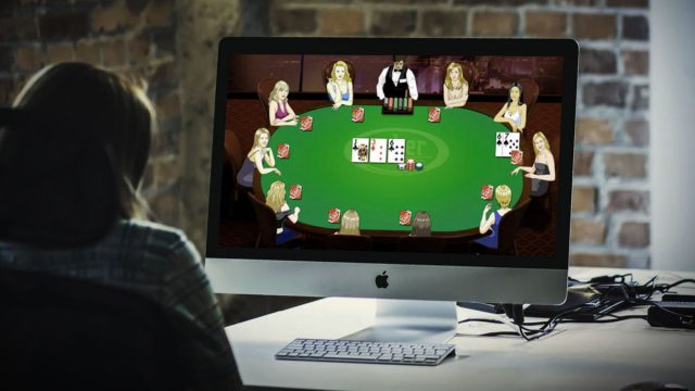 オンラインポーカー