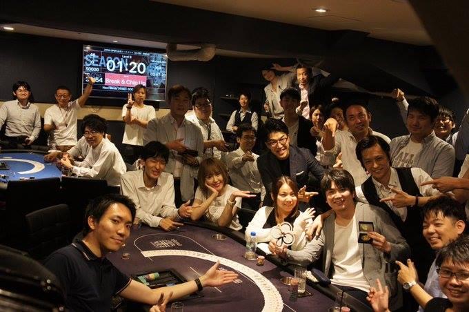 日本一のポーカークラブ
