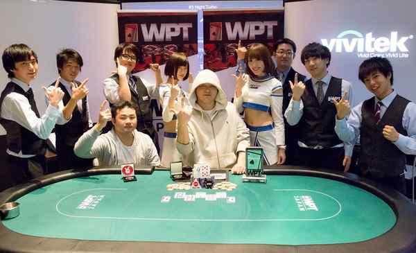 日本でのライブポーカー法